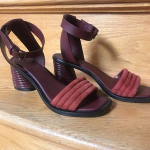 Gorgeous leather sandals